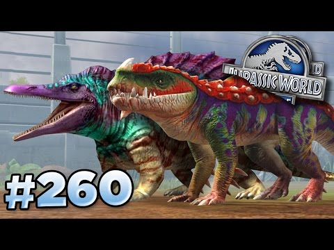 Gorgosuchus + Priotrodon Lvl 30! || Jurassic World - The Game - Ep260 HD