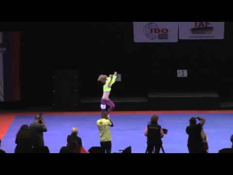 Julia Borowiecka, Disco Freestyle - Disco WC 2015