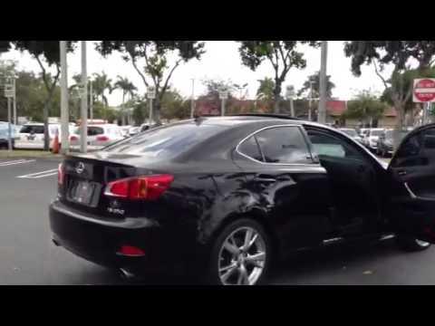 2009 Lexus Is350 By Joel Camacho Doralbuickgmc Youtube