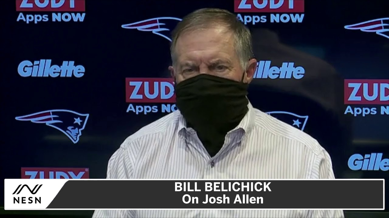 Bill Belichick apparently 'doesn't buy into' the Josh Allen hype