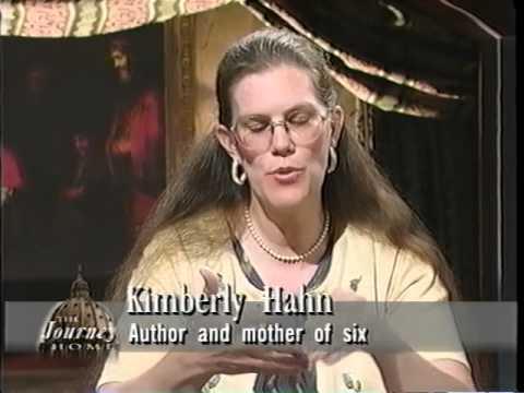 Kimberly Hahn: Presbyterian Who Became Catholic - The Journey Home Program
