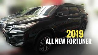 All new Fortuner diesel ( black) 2019