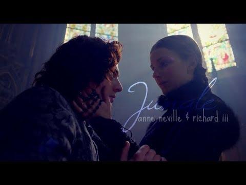 JUNGLE | Anne Neville & Richard III