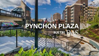Pynchon Plaza in Springfield MA - Built By DAS (4K UltraHD)