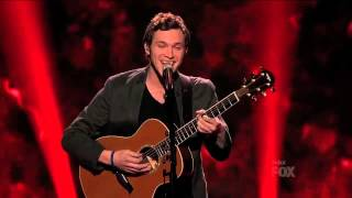 Give A Little More - Phillip Phillips (American Idol Peformance)