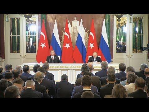 Москва и Анкара договорились вместе патрулировать сирийский Идлиб