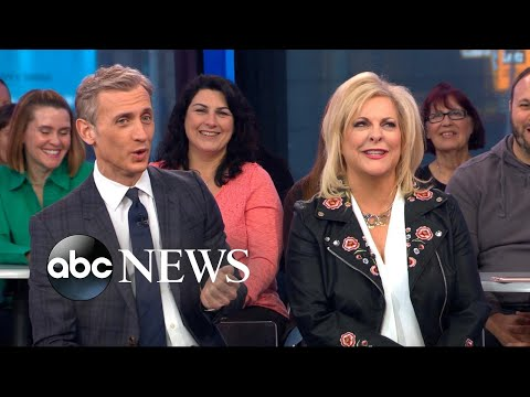 Dan Abrams and Nancy Grace open up about their new A&E series