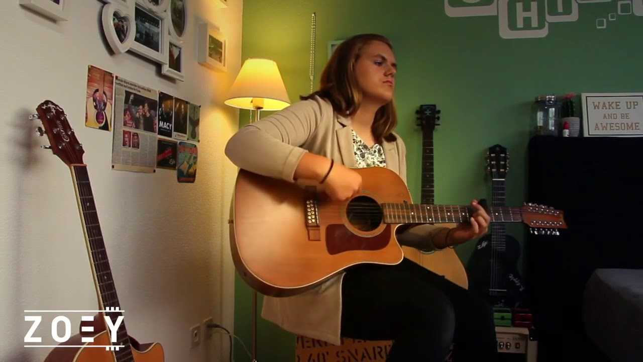 OCEAN (John Butler) Cover by ZOEYmusic