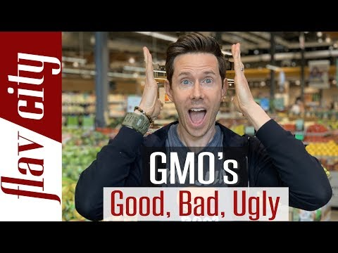 Everything You Need To Know About GMO's At The Grocery Store