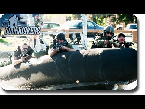 Door Kickers ► Terror At Sea! (Full Campaign)
