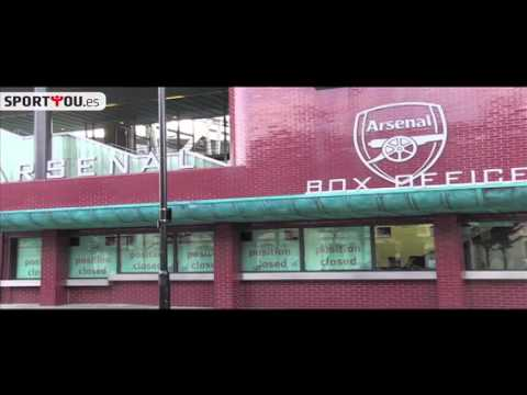 Arsenal, de Highbury al Emirates Stadium