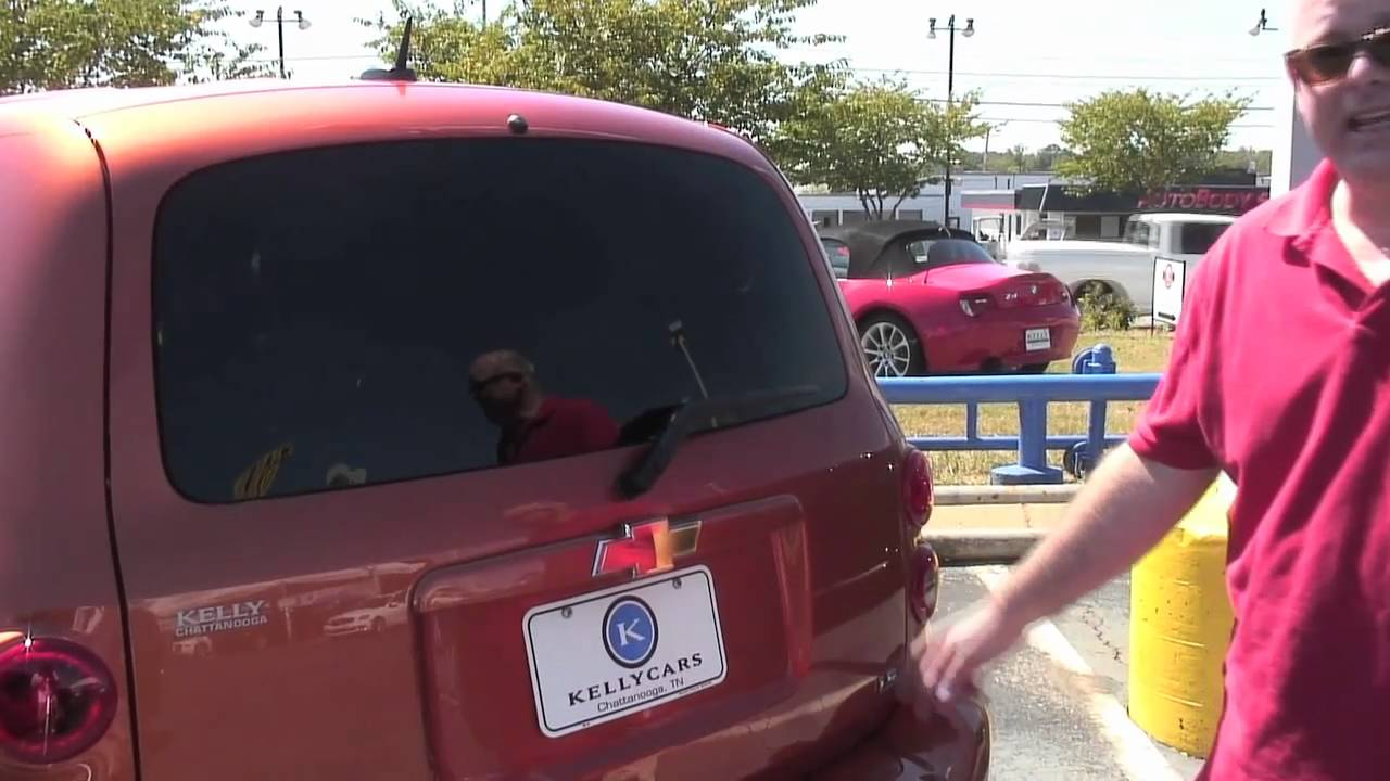 Kelly Cars 2009 Chevrolet Hhr Panel Van Youtube