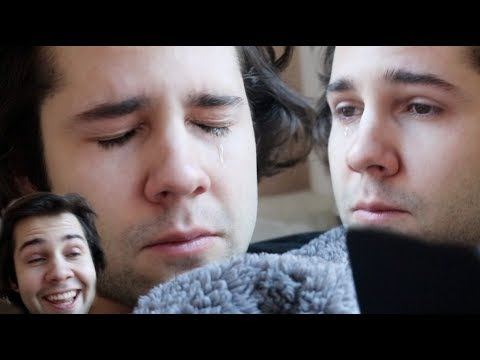 LIZA KOSHY'S BOYFRIEND CRYING!! (LIKE A BABY)
