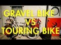 Gravel Bike vs Touring Bike (Whats the REAL Difference?)