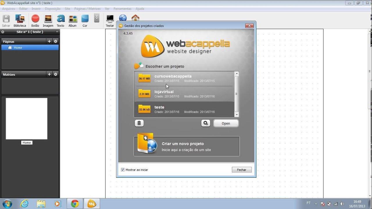 web acappella 4 full