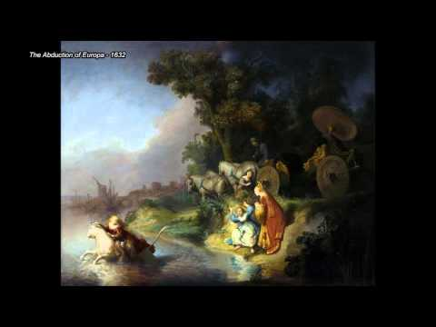 Top 10 Rembrandt Paintings