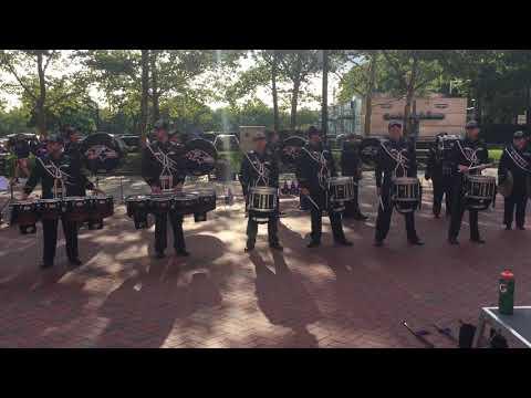 2017 Baltimore Ravens drumline