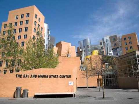 MIT Campus Tour Stop 1: Stata Center