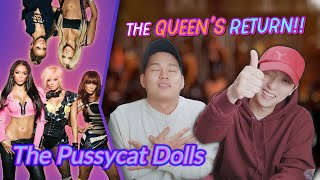 Download Lagu K-pop Artist Reaction The Pussycat Dolls REUNITE and perform new song React MP3