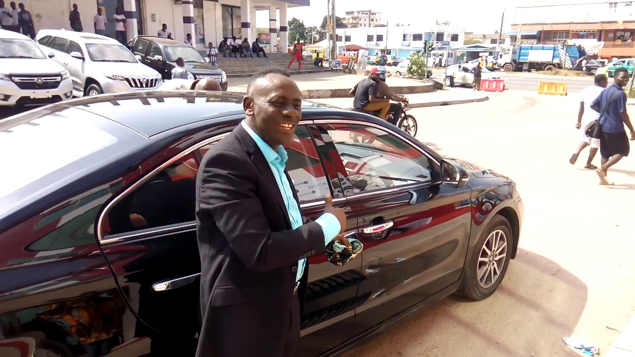 Akorobeto reveals: Why Kantanka cars are the best in the world