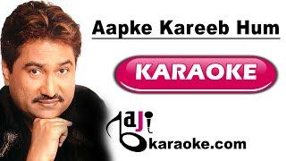 Aap ke kareeb hum rehte hain - Video Karaoke - kumar sanu & Sadhna Sargam - by Baji Karaoke