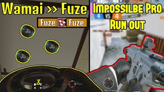 Download The Most Insane Pro Player Run Out I've Ever Seen | 400 IQ Wamai Trick - Rainbow Six Siege Mp3 and Videos
