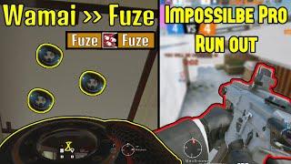 The Most Insane Pro Player Run Out I've Ever Seen | 400 IQ Wamai Trick - Rainbow Six Siege