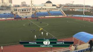 Z. Ryazan vs Kaluga full match