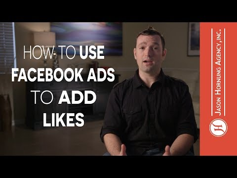 How To Use Facebook Ads To Add Likes