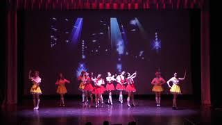 Китайский Квартал и Школа Кей-попа Кемерово (ZFest18)