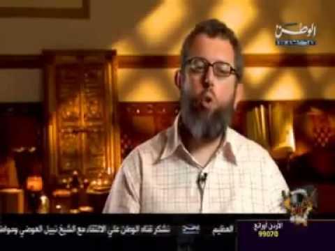 يهودي أسباني يحكي قصة إسلامه