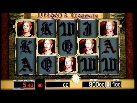 Dragons Treasure 🤑 Blonder TYP! 1€ & 4€ Eye Of Horus Gedrehe!