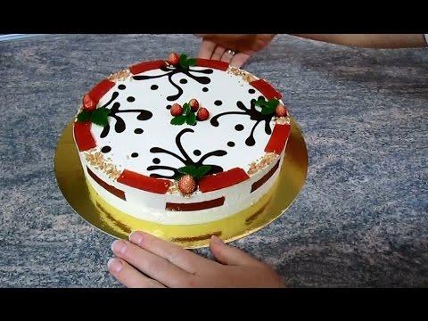 Торт Панчо - кулинарный рецепт с фото