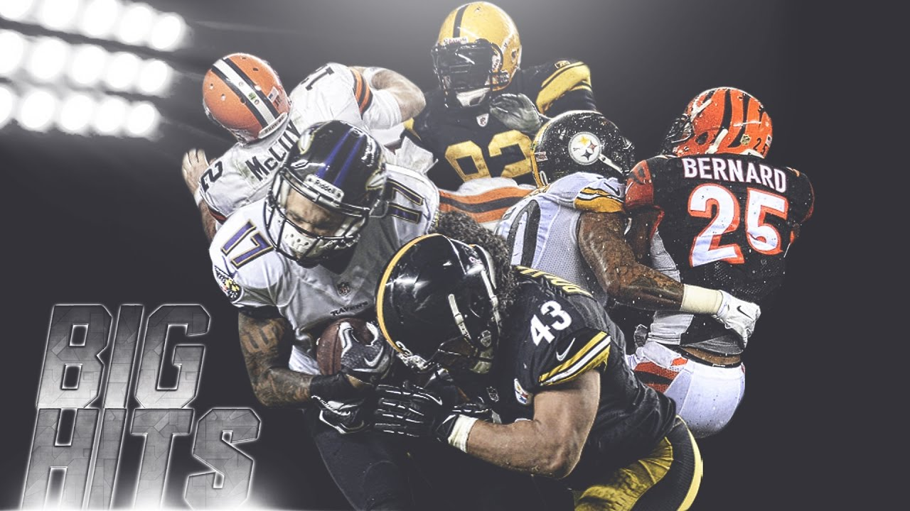 Steel Curtain Ll Steelers Big Hits HWGP