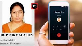 Video கல்லூரி மாணவிகளிடம் அந்த விசயத்தை செய்தால் பணம் தருவதாக பேசிய ஆசிரியை | Nirmala Devi Audio download MP3, 3GP, MP4, WEBM, AVI, FLV April 2018