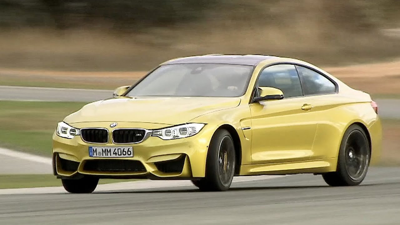 bmw m4 coupe test drive on race track youtube. Black Bedroom Furniture Sets. Home Design Ideas