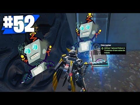 puce-de-decryptage-52-:-utiliser-l'aerosol-robot-a-l'interieur-d'une-usine-de-robots-sur-fortnite