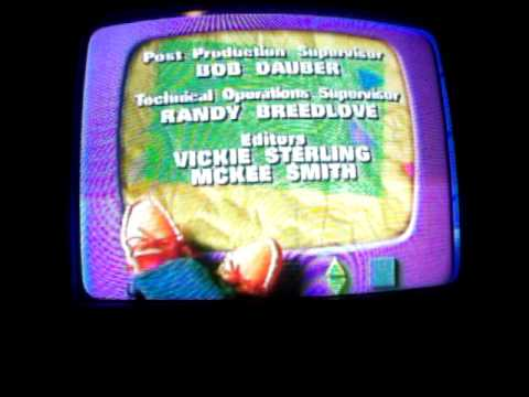 Barney Friends 1997 2001 End Credits Youtube