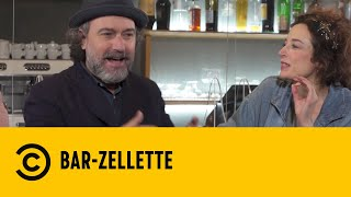 Barzellette: Gigi Proietti - Zelig C-Lab - Comedy Central