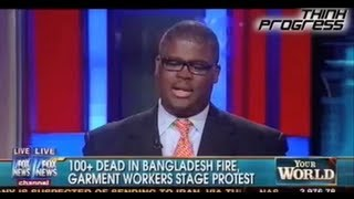 The American Dream - Dying in a Bangladeshi Factory Fire