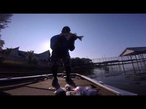 Lake Arlington Bass Fishing