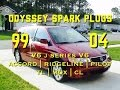 Honda Odyssey Spark Plugs Replacement | J Series V6 | Change | CL TL MDX Accord Ridgeline Pilot