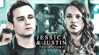 jessica + justin | their story [season 1-3]