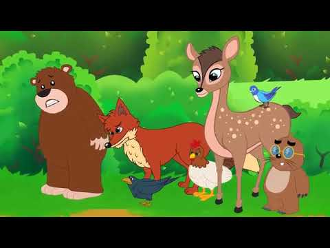 Kartun Kelinci Dan Kura Kura Bahasa Indonesia Youtube