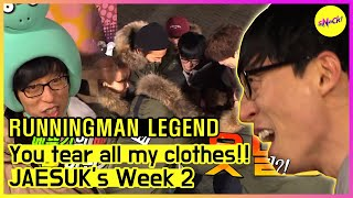 "[RUNNINGMAN THE LEGEND] ""Is this really my WEEK?💥... I don't think so🤔"" (ENG SUB)"