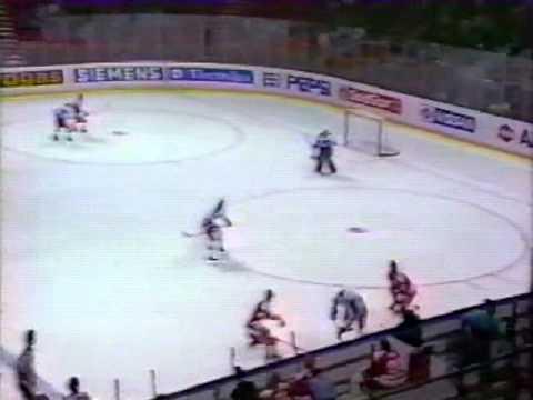 WHC89 - group game - [ USA vs USSR ]