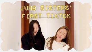 Jung Sisters' First Tiktok