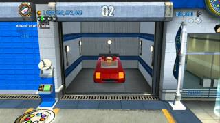 LEGO City Undercover - 2 Bonus Missions + 2 New Vehicles Unlocked (Justice, Spirit) thumbnail