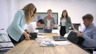 Sharp Big Pad 2 - large format HD interactive touch screen solution