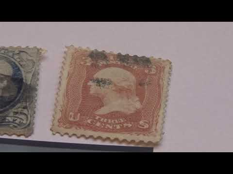Early United States Postage Stamps